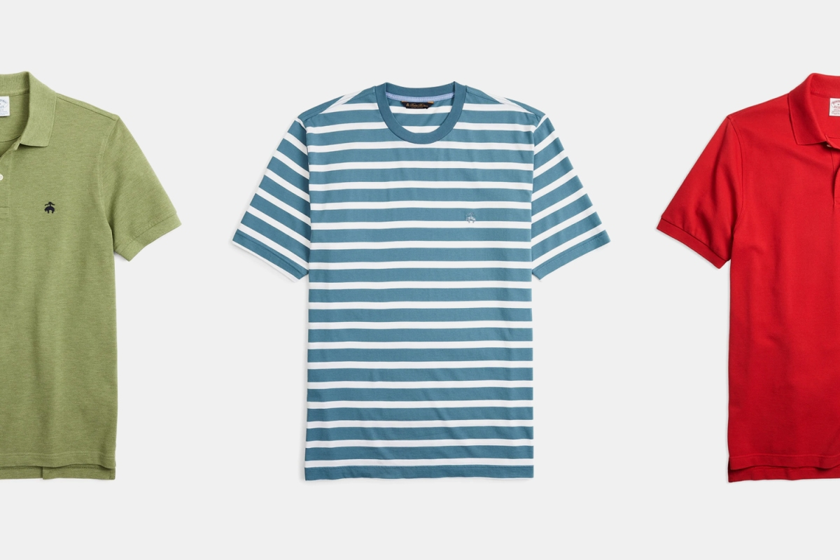 Deal: Take 30% Off When You Buy Three Casual Shirts at Brooks Brothers