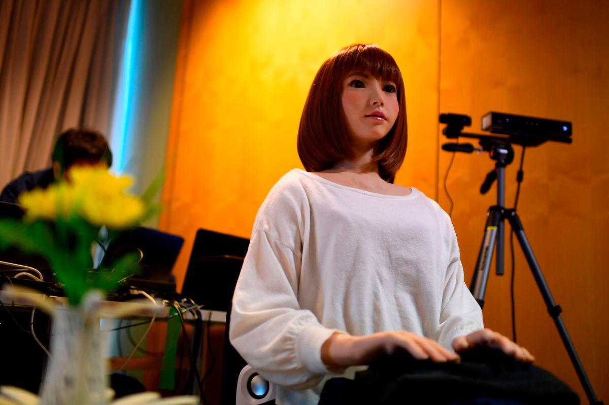 erica the robot