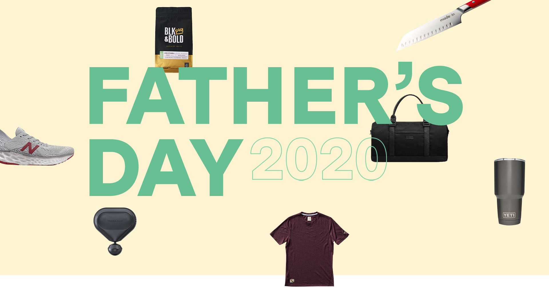 50 Father's Day Gifts That Will Help Turn This Stupid Year Around