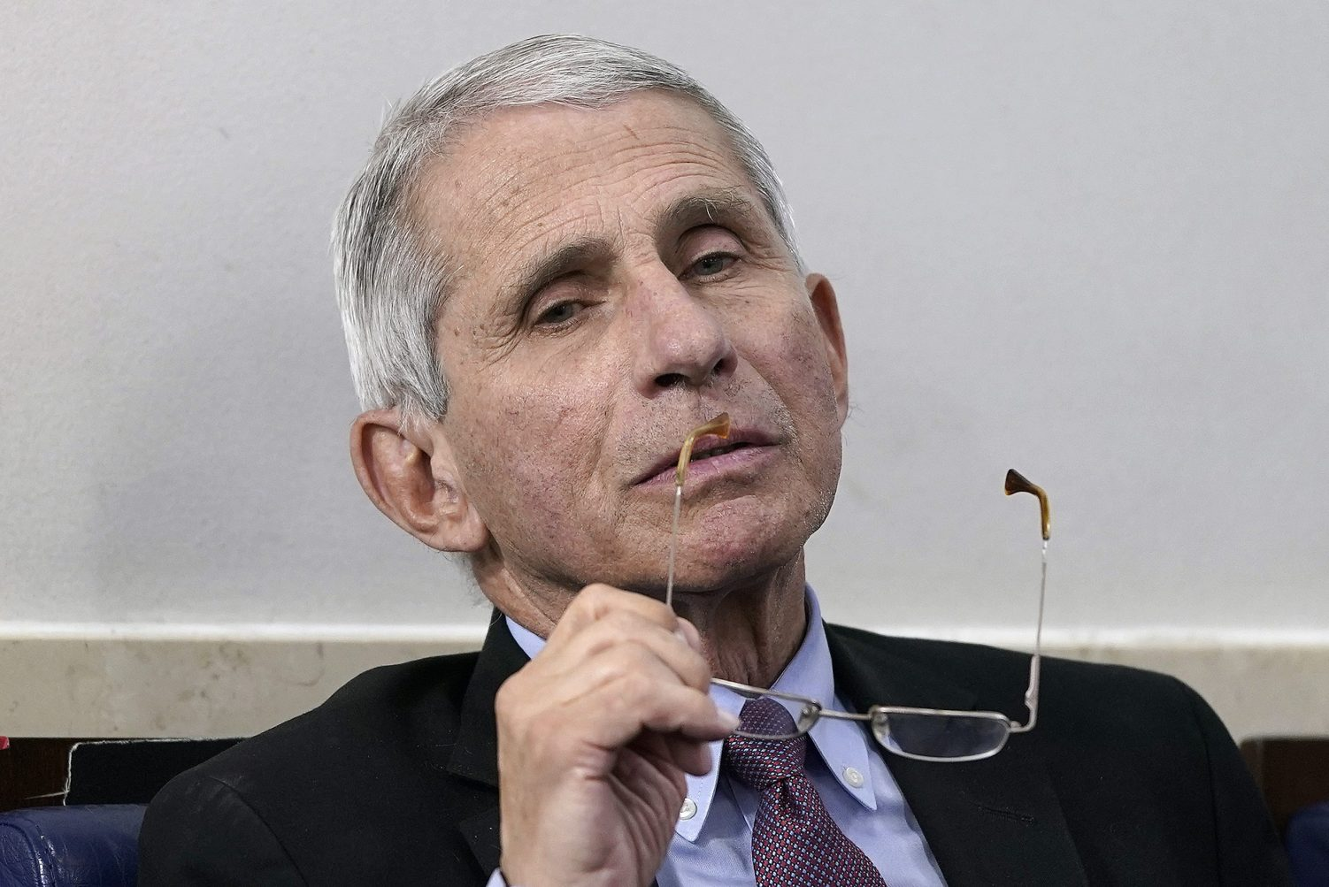Dr. Fauci Wants MLB to Wrap in September