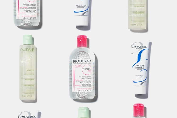 This Summer, Embrace These Affordable French Skincare Products