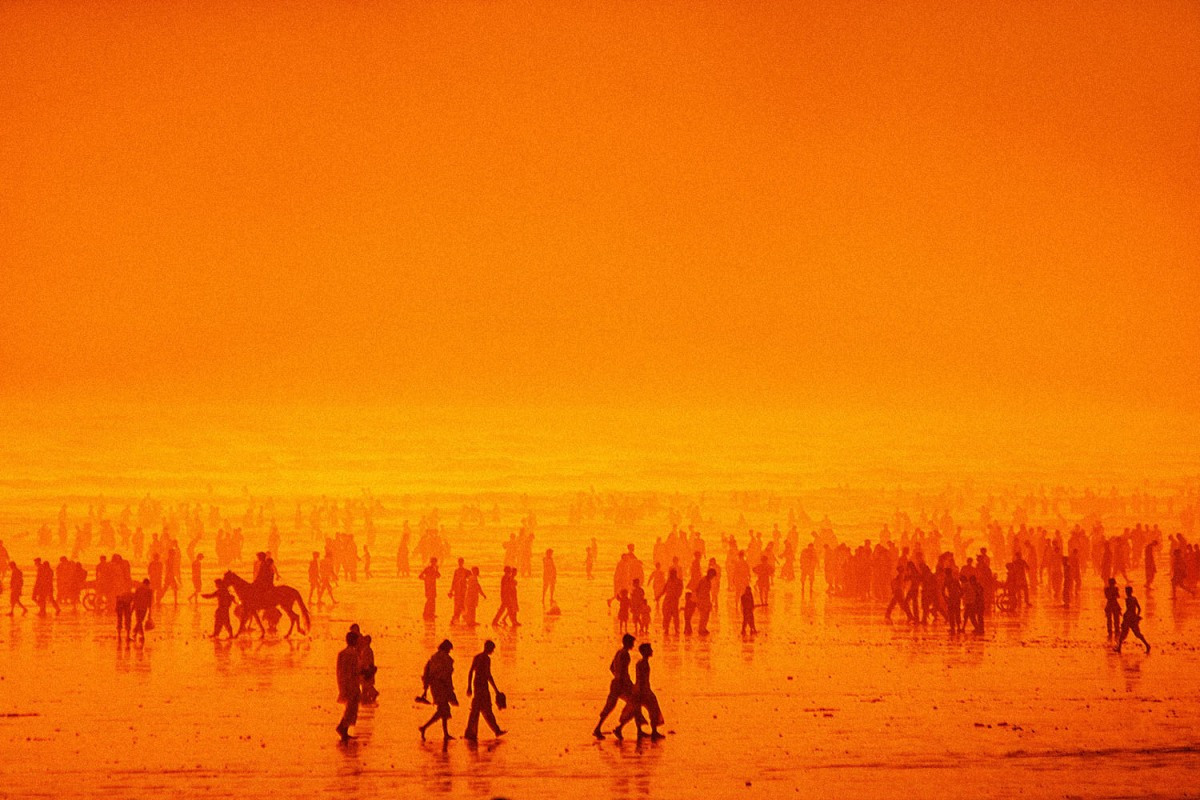 death beach?