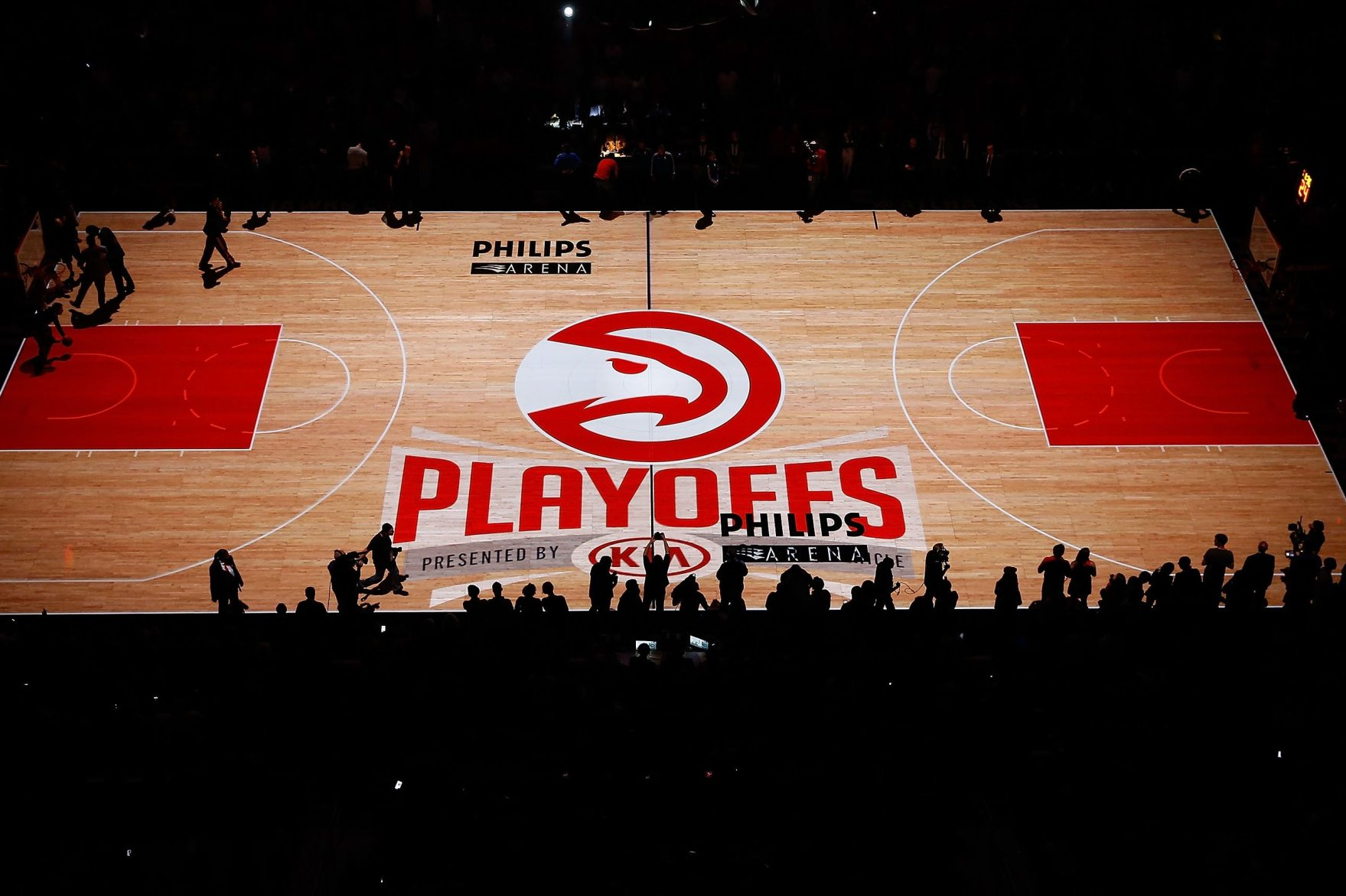 Atlanta Hawks to Turn Arena Into Election Polling Station