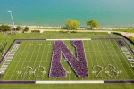 Northwestern University football field class of 2023