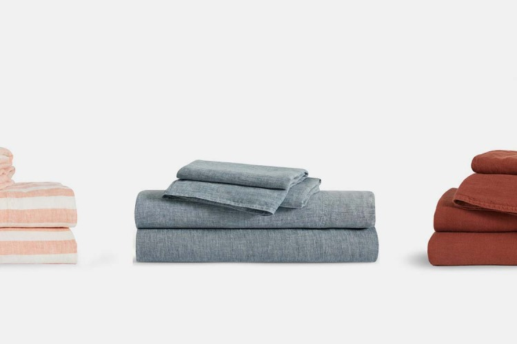 Deal: Brooklinen's Lightweight Sheets Are 10% Off Today Only