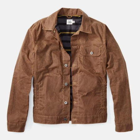 Deal: Huckberry's Waxed Trucker Jacket Is $62 Off