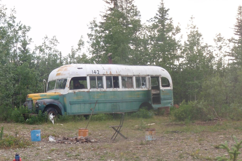 """Into the Wild"" bus"