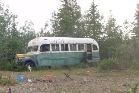 """Into the Wild"" bus"