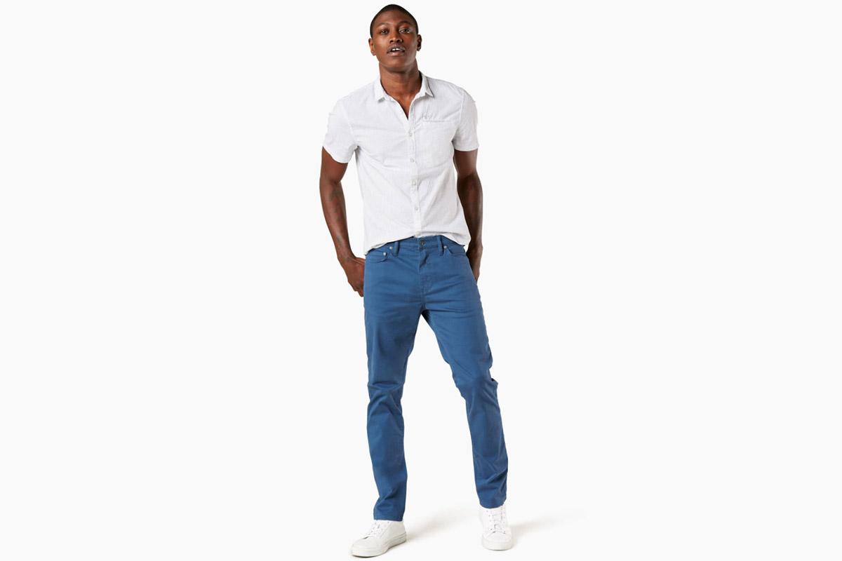 Dockers® Alpha Men's Jean Cut Pants, Slim Fit