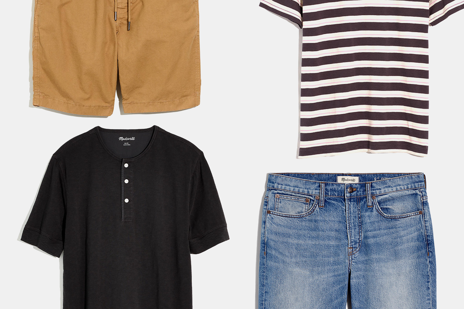 Deal: Summer Essentials Are Up to 40% Off at Madewell