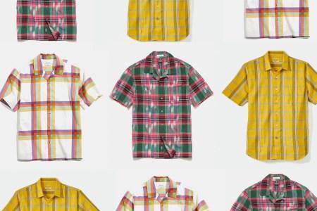 10 Madras Shirts to Get You Through the Summer