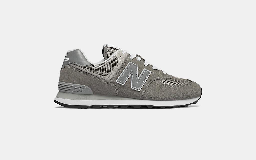 práctica Educación Reparación posible  Why the Grey New Balance Sneaker Never Goes Out of Style - InsideHook