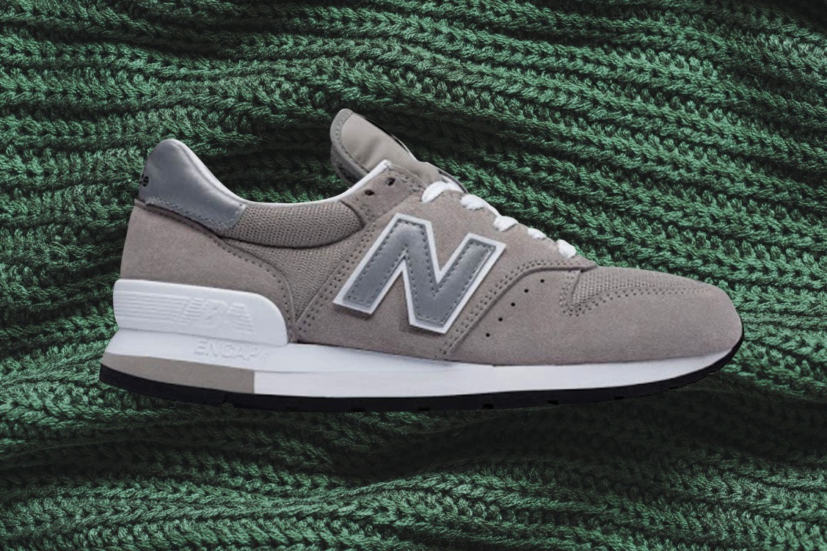 "Why the Grey New Balance Transcends the ""Dad Shoe"""