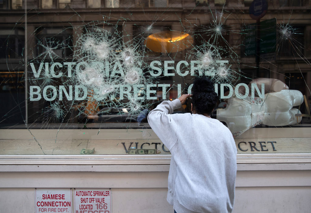 U.S. Cities Clean Up Damage As Riots Continue Across The Country
