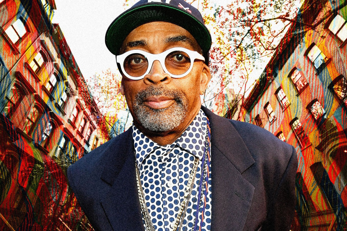 Born and raised in Brooklyn, Spike Lee is now an iconic movie director