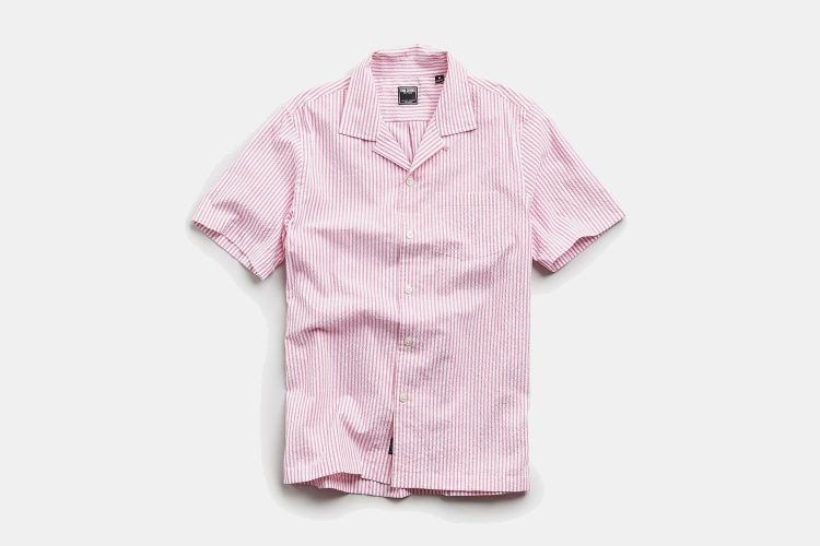 Deal: This Summery Seersucker Shirt Is $59 Off