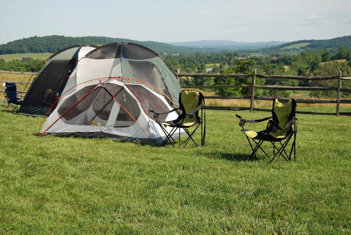 During Pandemic, A Renewed Embrace of Camping