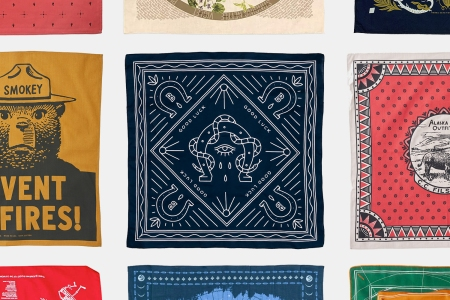 The best bandanas to use as face masks, from Filson, Amazon, REI and others