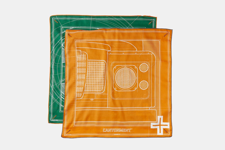 Cantonment Kerchief Sets