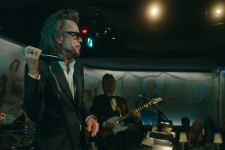 David Johansen of the New York Dolls at the Cafe Carlyle