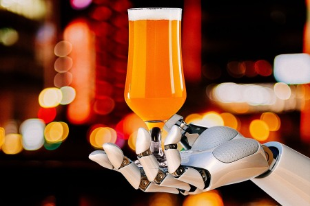 Robot bartenders may be further down the road, but what can we expect in the immediate future from the IPA?