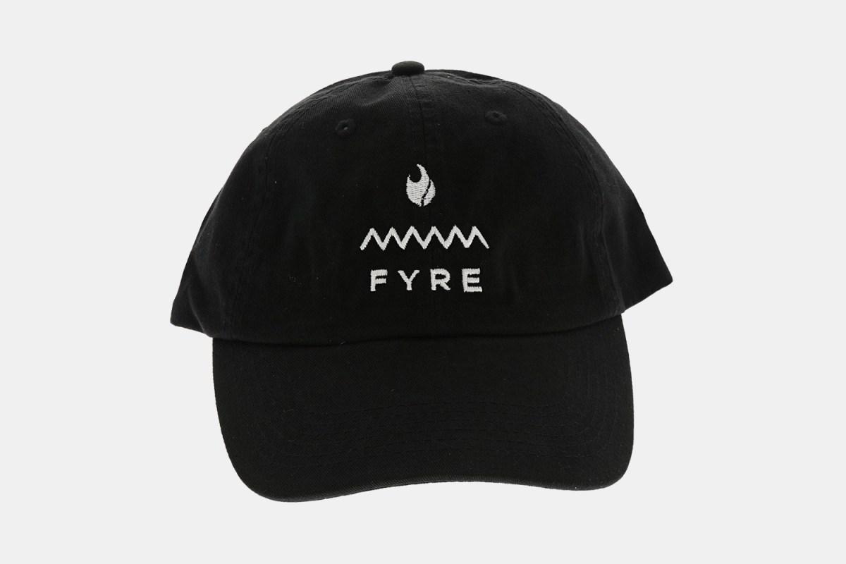 Fyre Festival hat up for auction