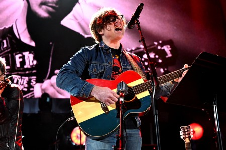 Ryan Adams performs onstage during I Am The Highway: A Tribute To Chris Cornell at The Forum on January 16, 2019 in Inglewood, California. (Photo by Kevin Mazur/Getty Images for The Chris Cornell Estate)