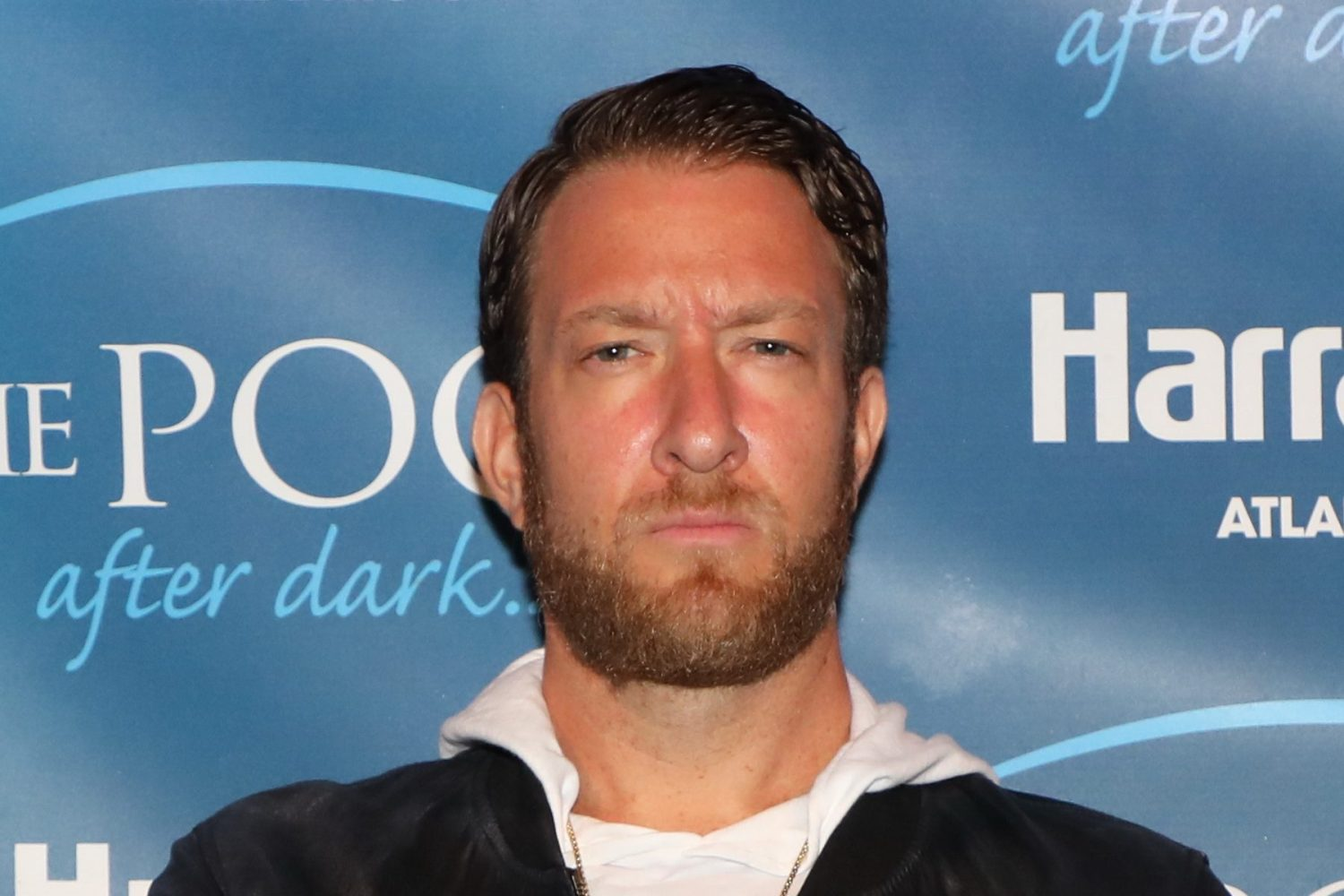 Barstool founder Dave Portnoy looks very tough and not at all like a cokehead version of Arthur the cartoon aardvark