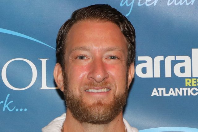 Dave Portnoy of Barstool sports smiles
