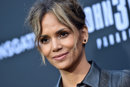 """Halle Berry attends the special screening of Lionsgate's """"John Wick: Chapter 3 - Parabellum"""" at TCL Chinese Theatre on May 15, 2019 in Hollywood, California. (Photo by Axelle/Bauer-Griffin/FilmMagic)"""
