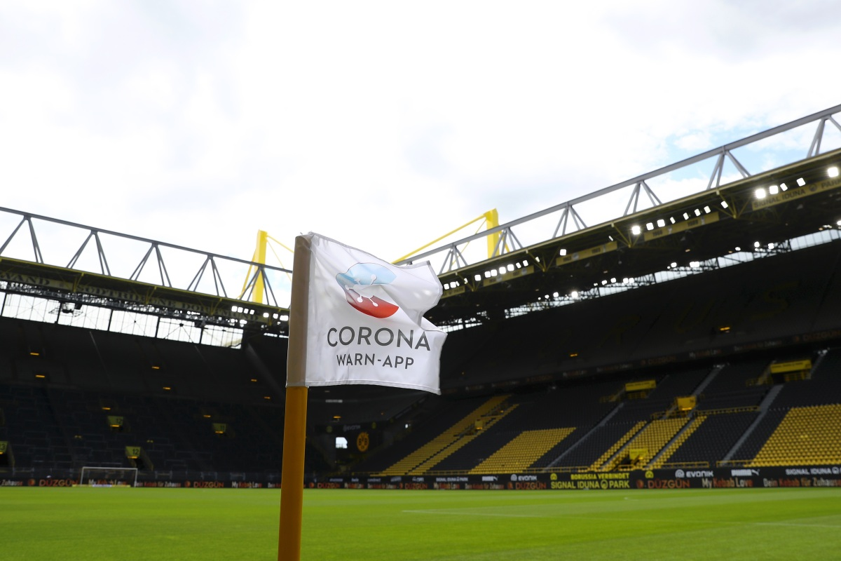Coronavirus Bundesliga Fans
