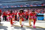 Colin Kaepernick's anthem protest is one of the enduring images of modern sports.
