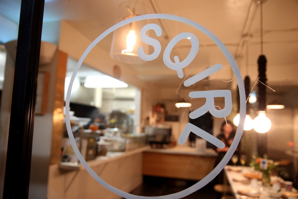 Sqirl is a Los Angeles favorite that New Yorkers are equally obsessed with.