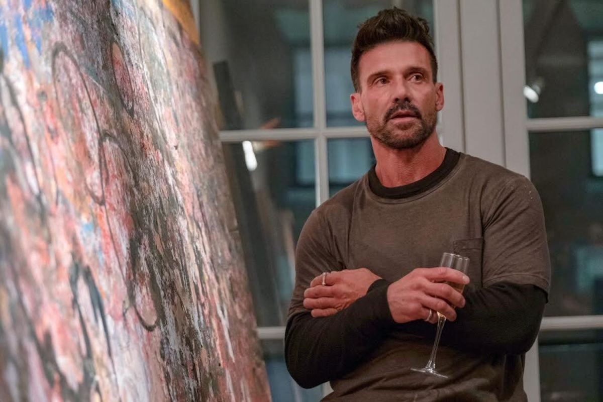 "frank grillo is in ""Billions"""