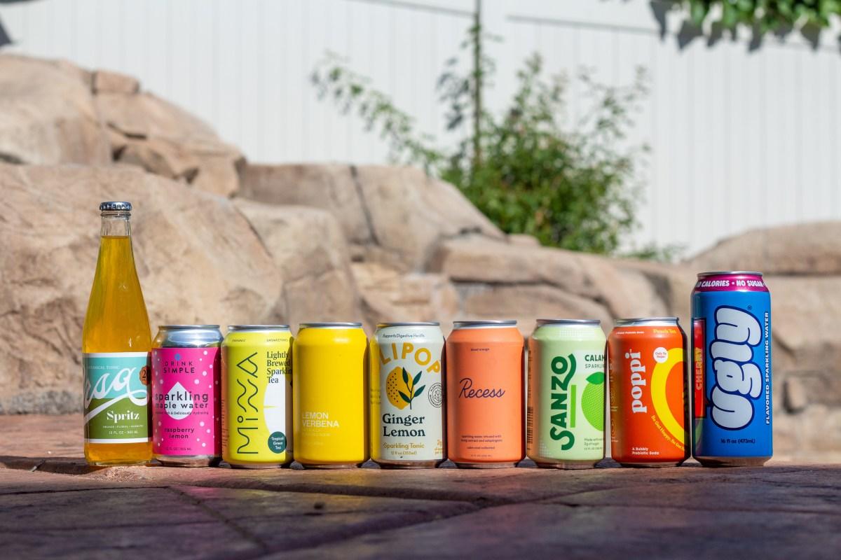 alternative healthy sodas