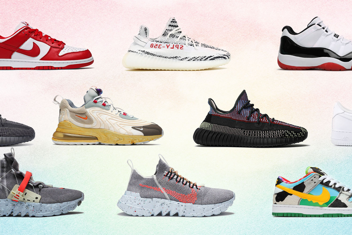 Sneaker culture is part of the new normal, just as it was part of the old normal too