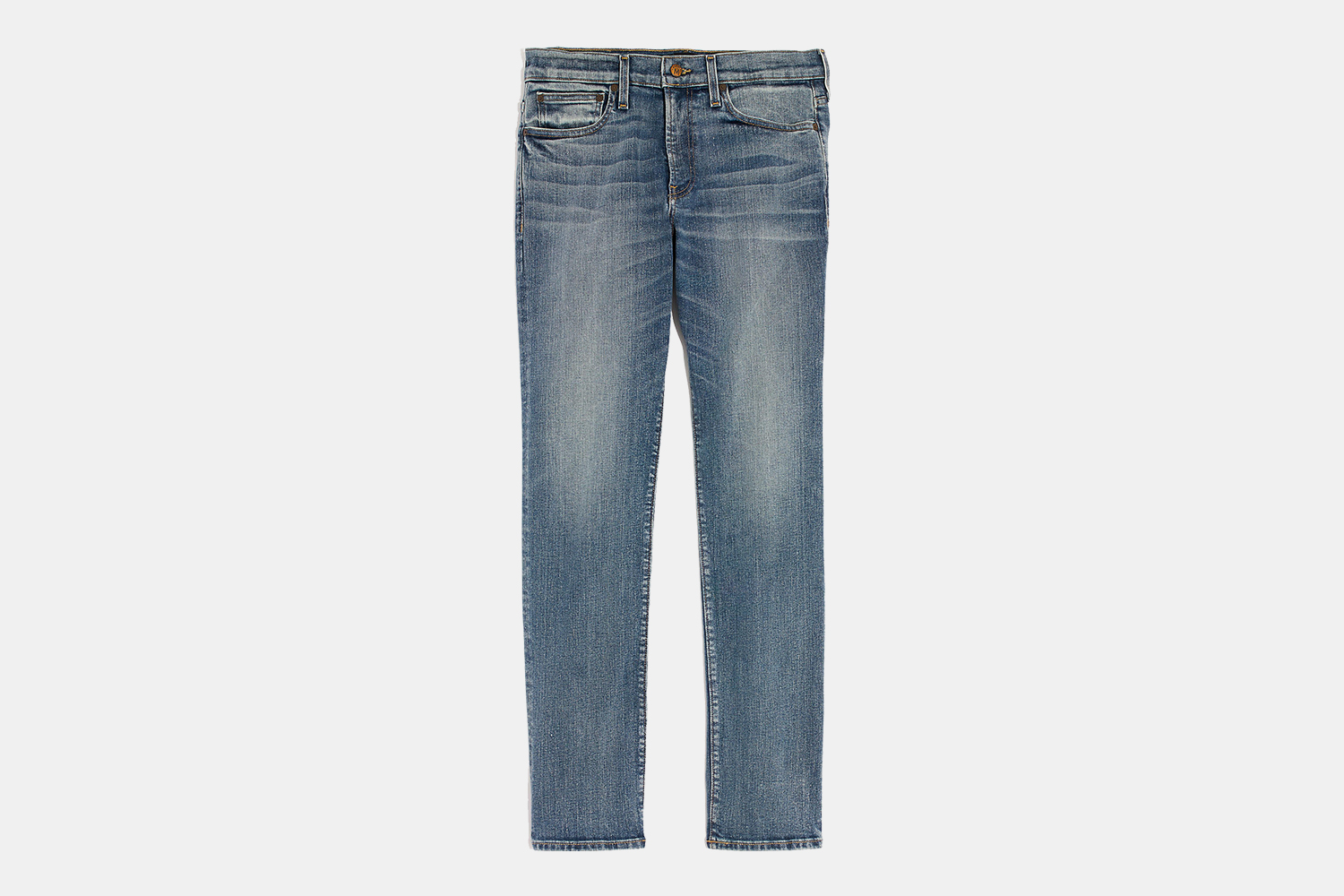 Madewell Men Slim Jeans in Danforth Wash