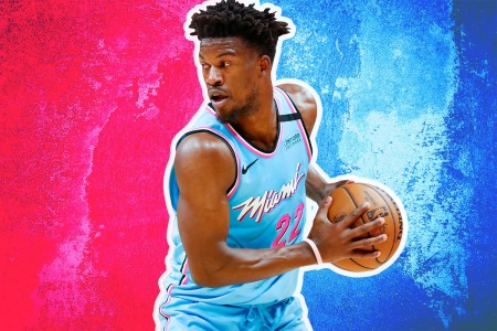 Jimmy Butler has risen from junior college player to perennial all-star