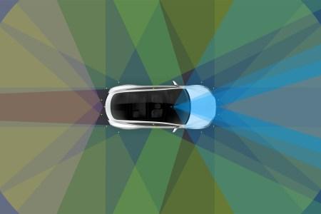 Tesla Autopilot driver assistance and self-driving technology