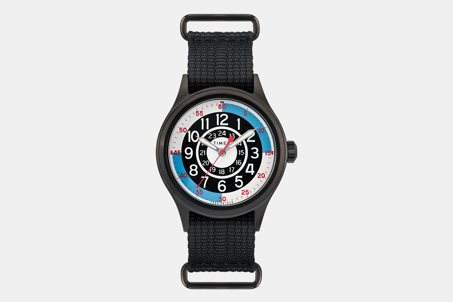 Timex and Todd Snyder Blackjack 40mm Fabric Strap