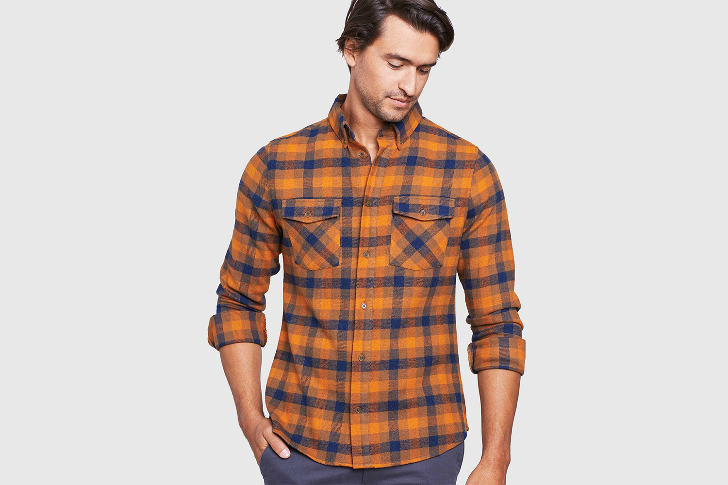 The Men's Responsible Flannel from United By Blue
