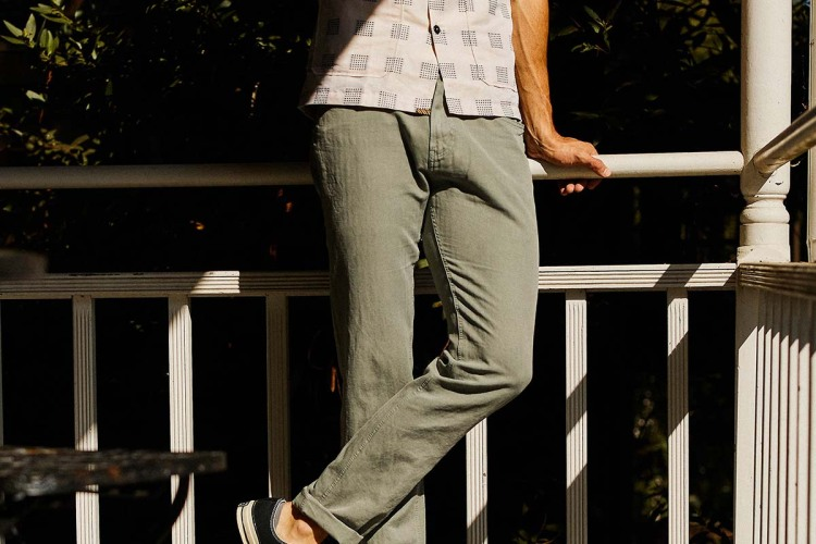 Billy Reid's Summer Clothing Is About 50% Off at Huckberry - InsideHook