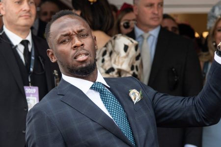 Usain Bolt Comes Up With Electrifying Name for New Daughter
