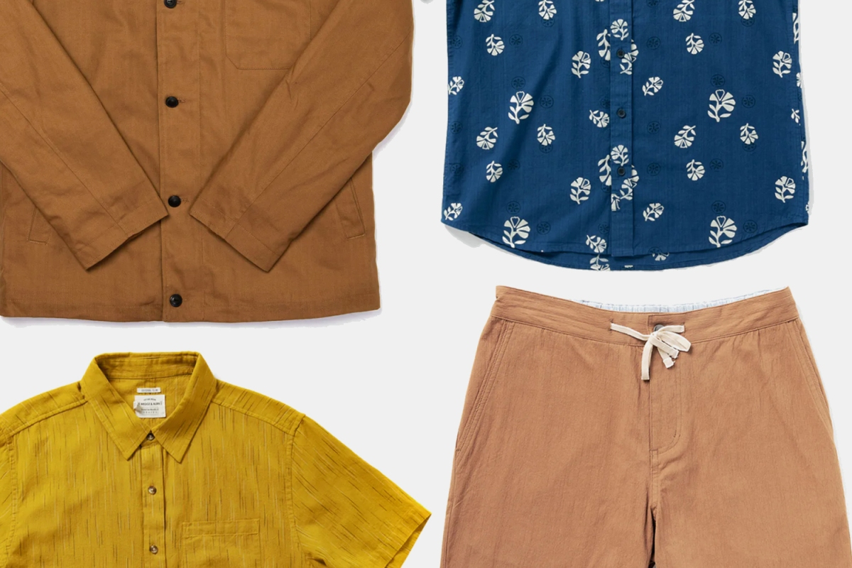 Deal: This Huckberry-Approved Brand Is Up to 40% Off