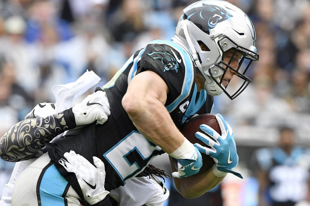 Can Christian McCaffrey Carry the Panthers to Respectability in 2020?