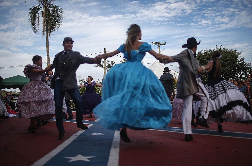 U.S. Confederate Descendants Throw Annual Festival In Brazil Celebrating U.S. Roots