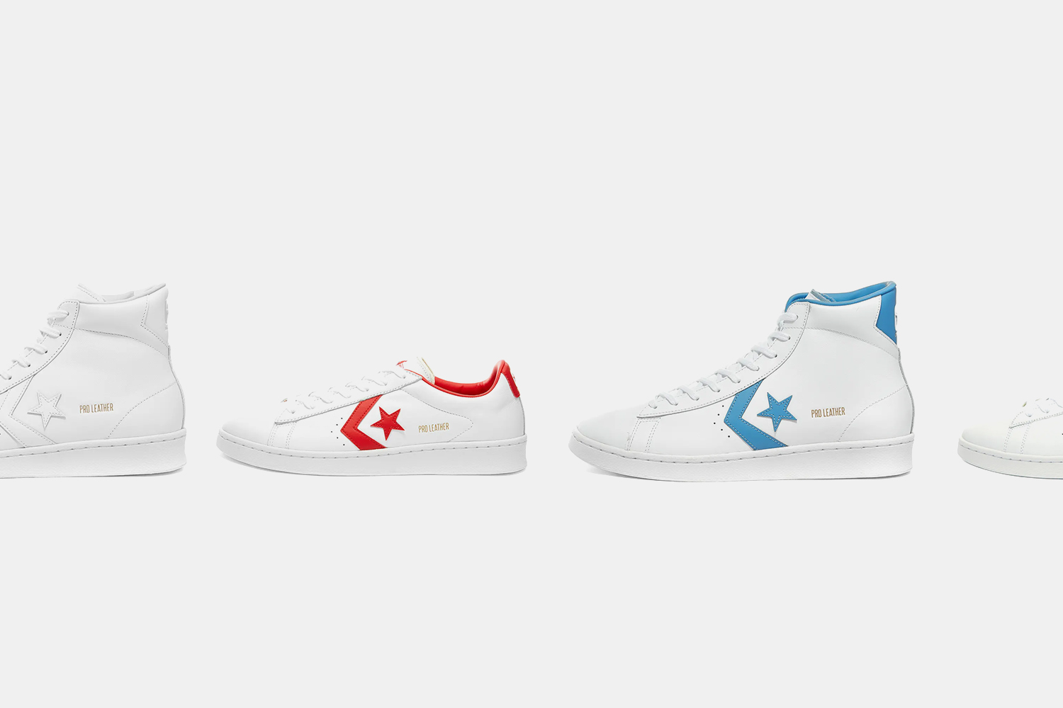 Deal: Converse's Pro Leather Sneakers Are 30% Off at End Clothing