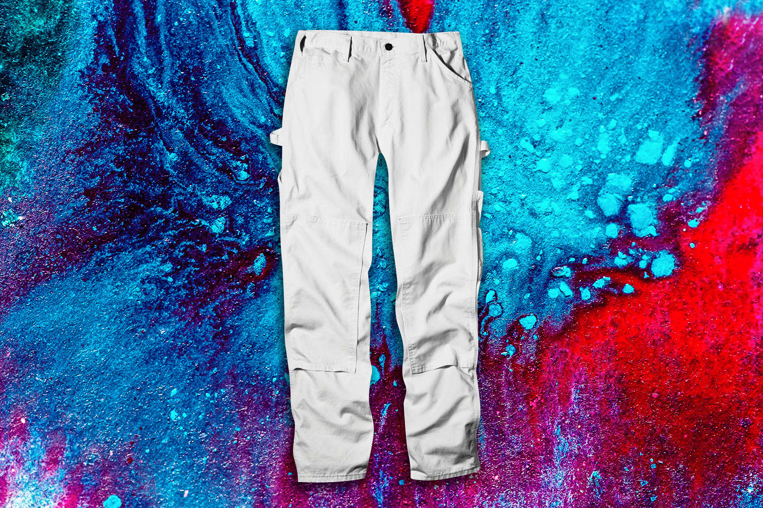 paint pants are good