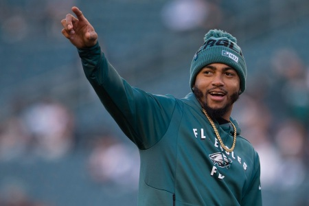 Eagles' DeSean Jackson Posts Anti-Semitic Messages on Social Media