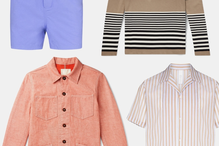 Deal: Two High-End Menswear Sites Are Having Crazy Sales Right Now